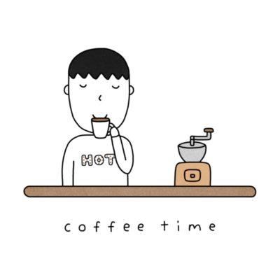 コーヒー男子